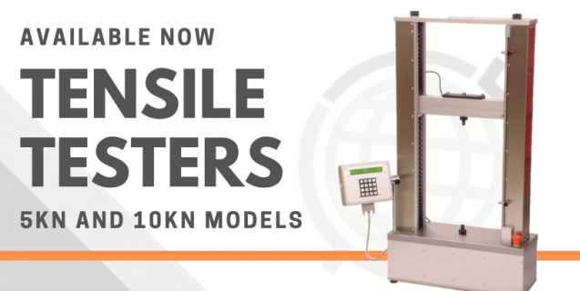 Prescott Instruments Launches Tensile Tester Range