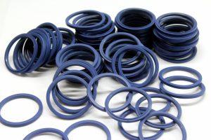 Prescott Instruments Close Up Blue Seals