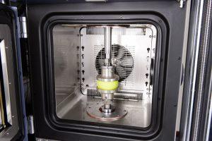 Prescott Instruments DMA Dynamic Mechanical Analyser Temperature Chamber Tennis Ball