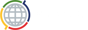 Prescott Instruments Logo White Text Transparent