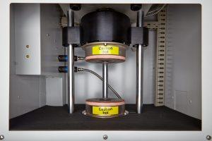 Prescott Instruments Rheometer Chamber Close Up