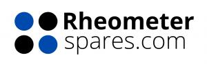 Rheometer Spares Logo White Background