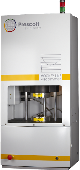 Variable Speed Mooneyline Viscometer